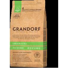 Grandorf Dog Lamb & Rice Mini