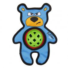"""Игрушка для собак GiGwi """"Медведь"""" с пищалкой (75533)"""