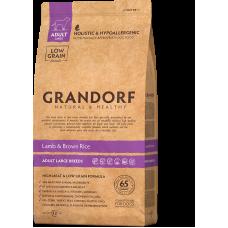 Grandorf Dog Lamb & Rice Large Breed