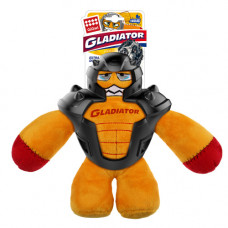 """Игрушка для собак GiGwi GLADIATOR """"Гладиатор"""" в резиновом шлеме"""