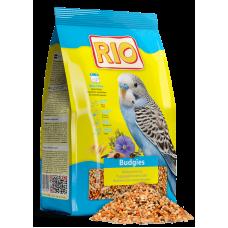 RIO. Корм для волнистых попугайчиков. Основной рацион 500 гр.
