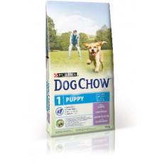 Сухой корм PURINA® DOG CHOW® Puppy для щенков до 1 года с ягненком