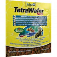 TetraWafer Mix, (пластинки) 15г