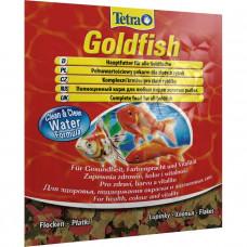 Tetra GoldFish, (хлопья) 12г